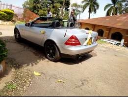 Mercedes SLK convertible For sale
