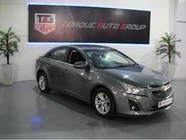 2013 Chevrolet Cruze 1.6 Ls Manual