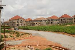 Streamwood Gardens 4 Bedroom fully detached with 1BQ Galadimawa ABUJA