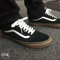 Vans Old Skool Gum sole