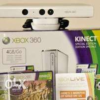 xbox KINECT Sensor R490 if bought 2day