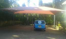 Own compound Nyali house to let 4 bed plus sq