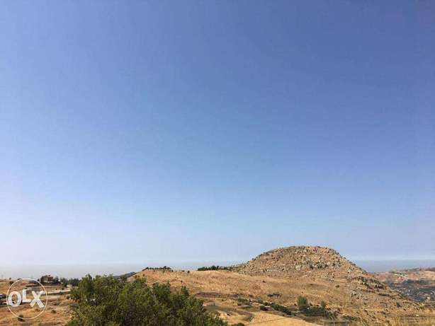 Wonderful Land in Faqra with MOUNTAINS VIEW أرض في فقرا ٥٢٥ م٢ فقرا -  2