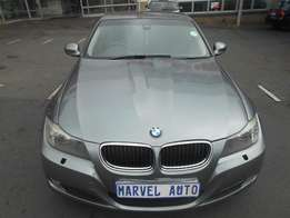 2010 Auto Bmw 3 Series 320i Exclusive For R105,000