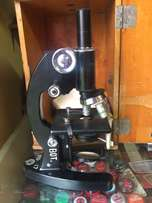 Microscope, Cooke, Troughton and Simms LTD