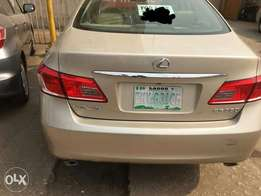 Very Clean Nigerian Used First Body 2010 Lexus Es 350
