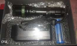 Rechargeable torch for sale