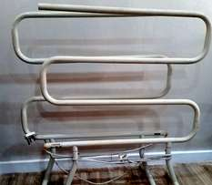 Towel heater Rails as new.