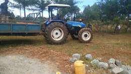 New Holland TT75 4W