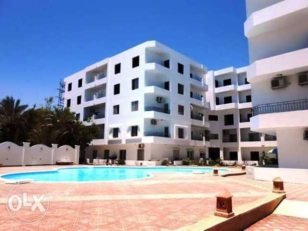 1 bedroom apartment in Compound in Mamsha,hurghada