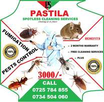 Fumigation and Pests control services