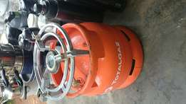 Total Gas Cylinder full Package
