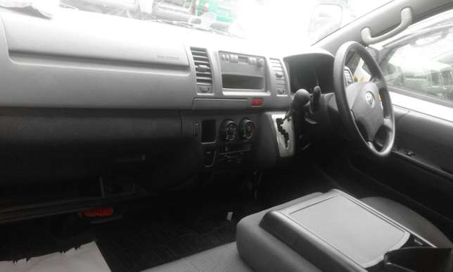 Toyota hiace petrol depot of 900 for 12 /14months 2010 kcN Mombasa Island - image 8