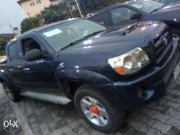 Toyota Tacoma 2007 used very neatly in super shape