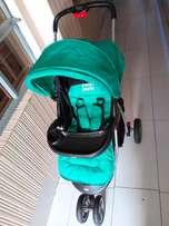 Baby Pram with reclining position