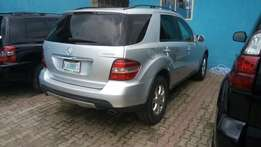 Mercedes Benz ML 350, 2008 Silver