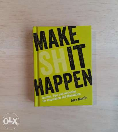 Make ...It Happen Book.