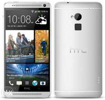 htc one max 6inch dispaly fingerprint scanner free glass