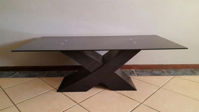 Brand New Glass Top Coffee Table Pretoria East - image 6
