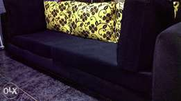 imported 3 sitter fabric sofa