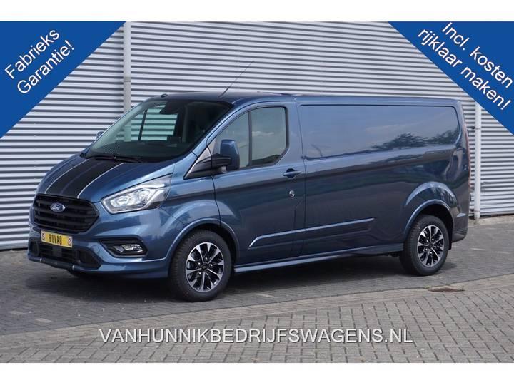 Ford Transit Custom 310L 2.0 170PK Limited Sport Automaat Airc... - 2019