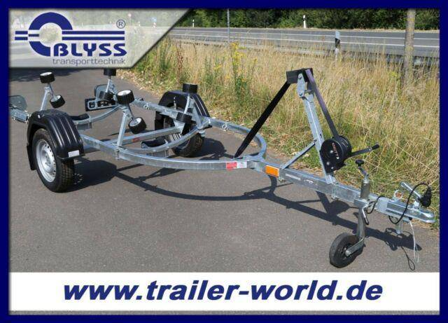 Blyss ABVERKAUF!! Bootstrailer 422x159cm 750 kg GG