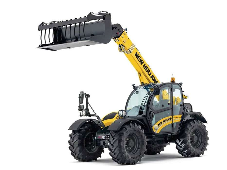New Holland Th7.42 T4b-145 - 2019