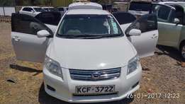 Toyota Axio 2008/12 VERY CLEAN AND LOW MILEAGE. Quick Sale!!