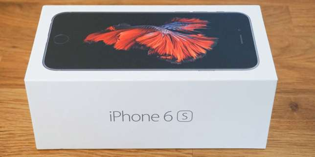 Apple iPhone 6s fresh and sealed in box Accra Metropolitan - image 1