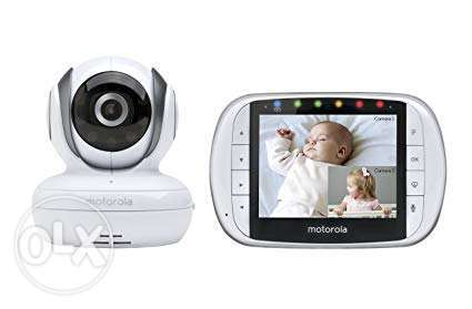 Motorola Baby Monitor MBP854CONNECT Dual Mode