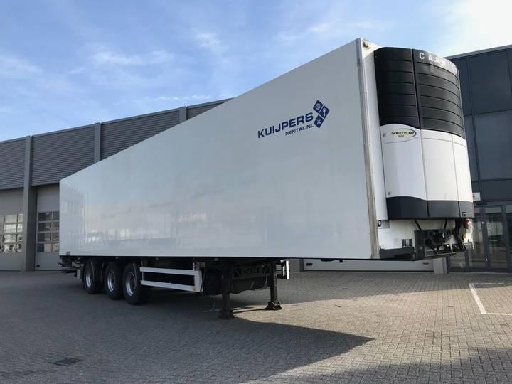 Van Eck 3-Assige Koeloplegger / Stuuras / Laadlift / Carrier - 2007