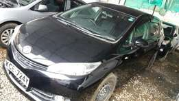 Toyota wish new model 2010. Call me for terms
