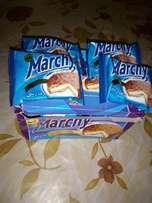 Chocolate marchy biscuits
