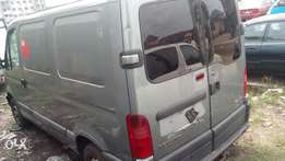 Extremely sharp and sound 2006 Renault master diesel engine