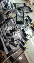 Airtel Red and Airtel i4+ phones