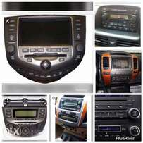 Vehicles audio and navigation systems