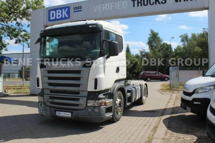 Scania R420 2006 OPTICRUISE - 2006
