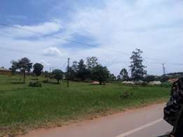 half acre of land in matugga at 80M