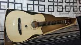 Guitar never been used