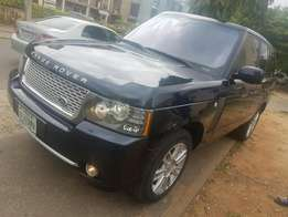 Range Rover Vogue 2010