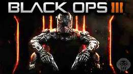 Call of Duty Black ops 3 for PC at 500 only.+ delivery