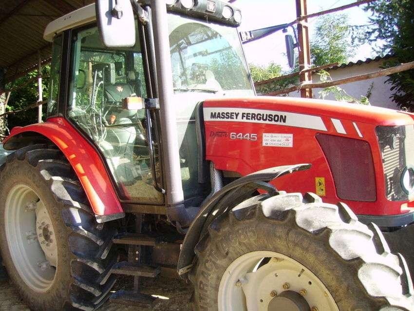 Massey Ferguson 6445 dyna 6 - 2012 - image 2