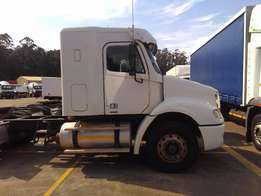 2012 FreightLiner Columbia MBE4000