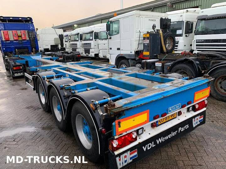 Broshuis D-Tec container chassis multi - 2007 - image 5