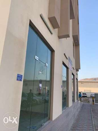 shop for rent in al amarat next to lulu mall