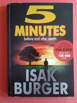 5 Minutes Before And After Death - Isak Burger.