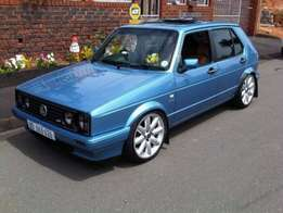 Very clean Vw golf velocity for sale