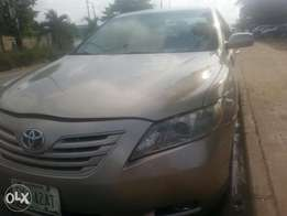 One year used toyota camry 09 fuloption tincan cleared