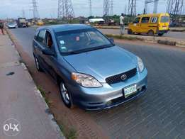 2003 Toyota Matrix Auto Registered