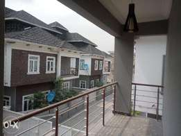 Newly Built & Furnished 5 Bedroom Detached Duplex with BQ